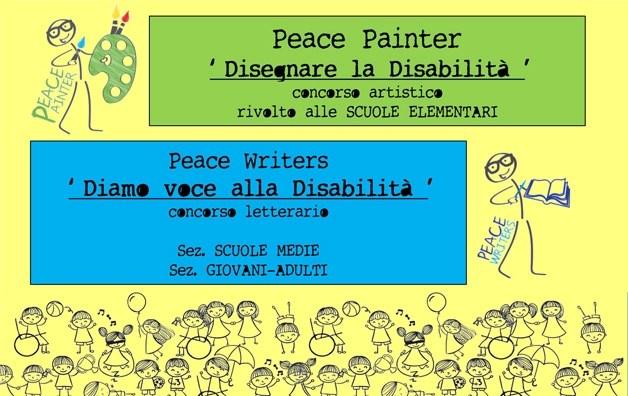 Peace & Contest : tornano i concorsi artistici per la Festa dell'8 dicembre