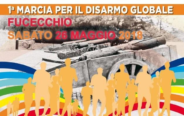 1° Marcia della Pace a Fucecchio – 26 maggio 2018