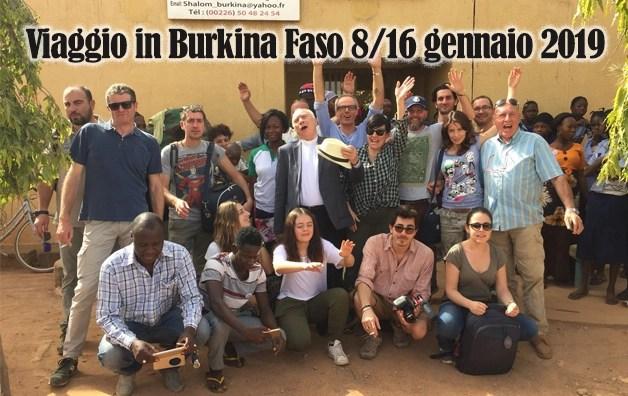 Viaggio in Burkina Faso 8-16 gennaio 2019
