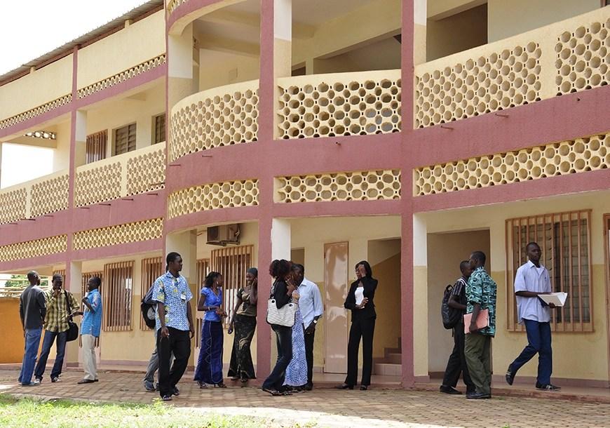 IPS – Università a Ouagadougou (Burkina Faso)