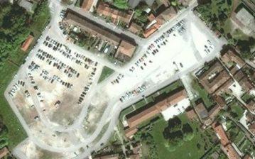 quartiere Fiera a Treviso - prato fiera