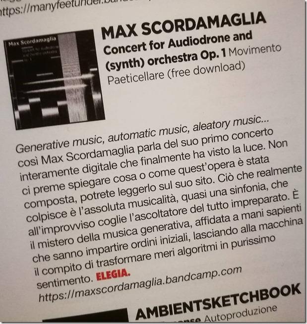 Rockerilla Aprile 2018 Max Scordamaglia