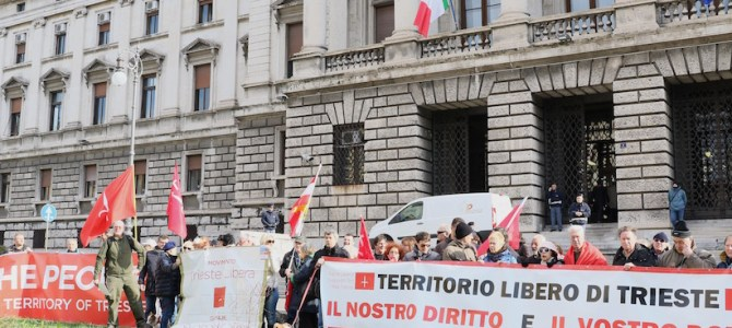 CITIZENS OF THE FREE TERRITORY OF TRIESTE