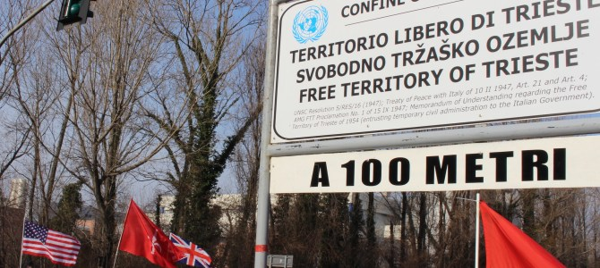 Free Trieste: acquittal in the trial for the signs on the border with Italy