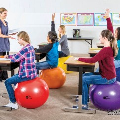 Ball Chairs For Students Chase Lounge Chair Classroom Stability Pack Moving Minds Bright Colors Are Fun And Friendly