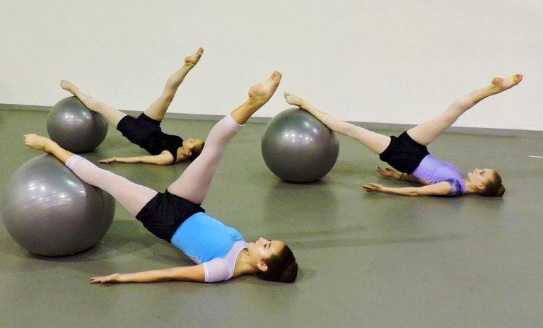 gymbal; kracht; balletlessen; movingharmony; uitdraai