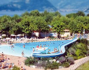 Lido piscina belvedere  Parchi Acquatici a Iseo