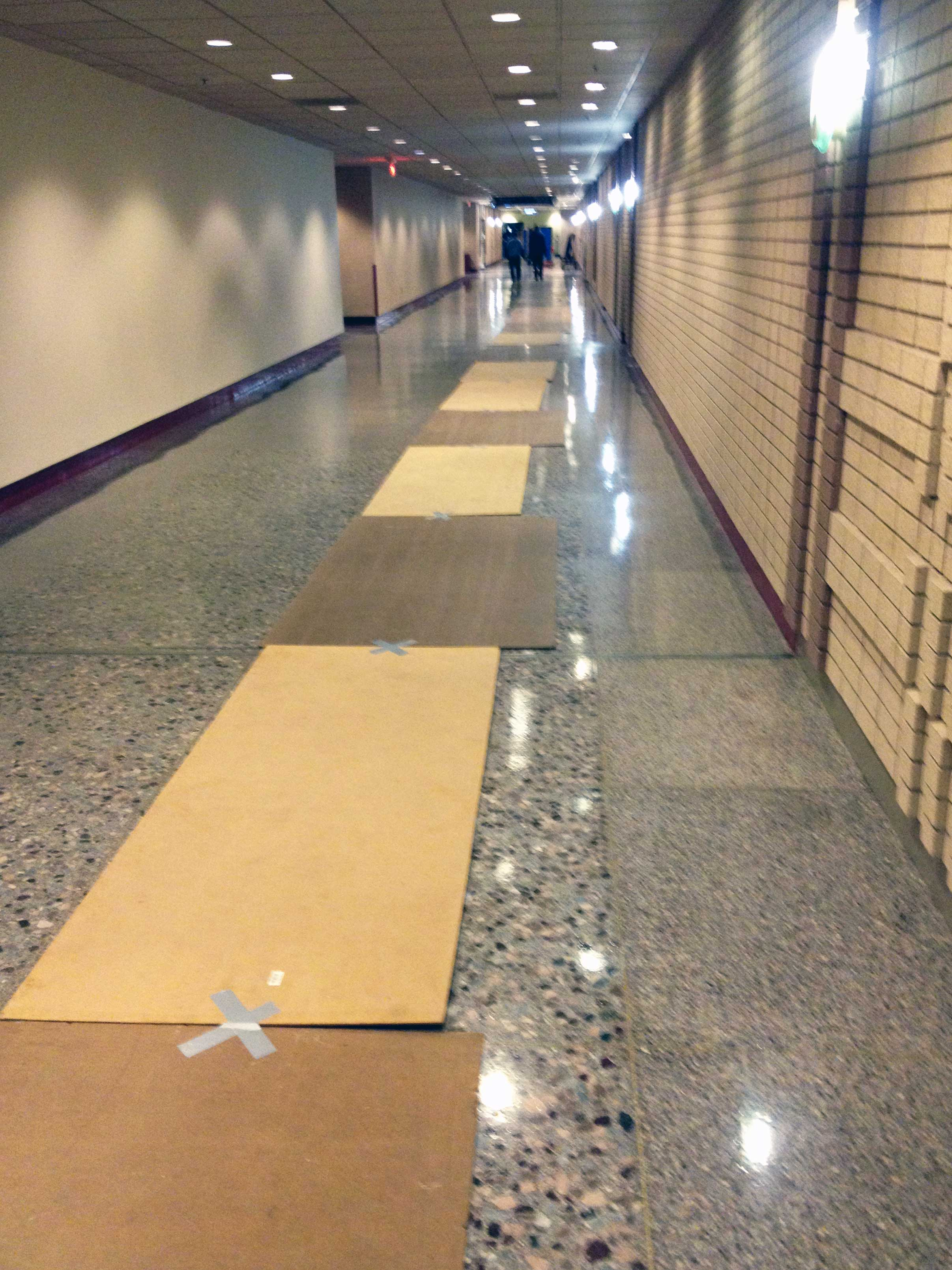 Wall  Floor Protection is Crucial for a Successful Office