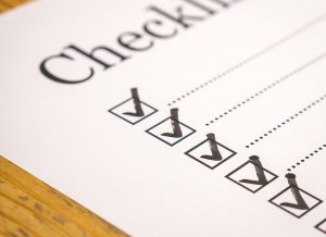 A checklist, and using one is one of the best local moving tips.