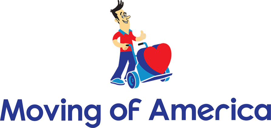 Moving of America Logo