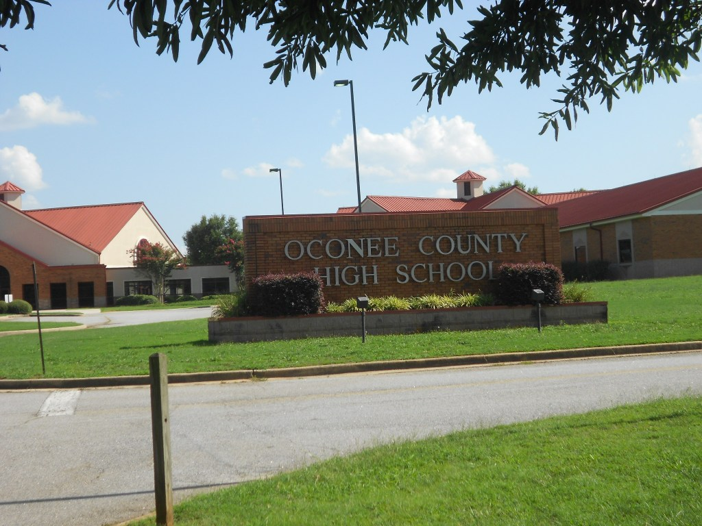 Oconee County High School