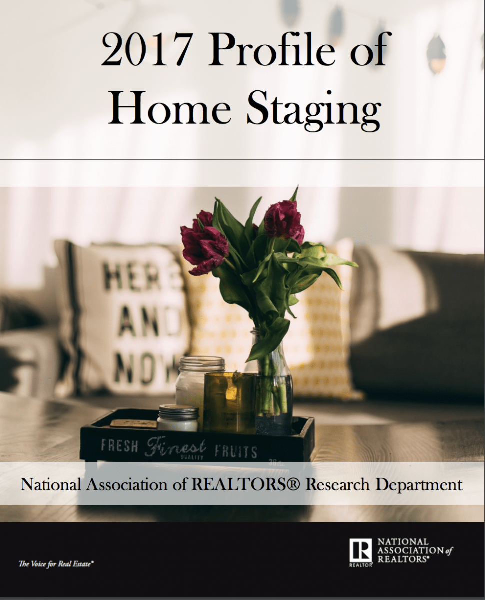 Home staging to attract more buyers