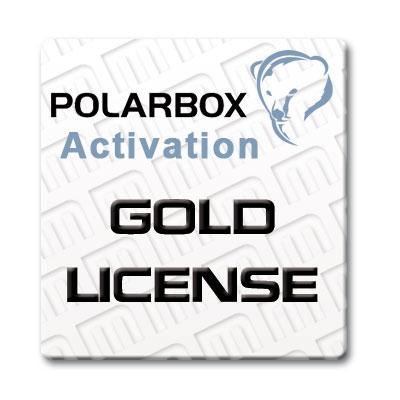 Licencia GOLD 1 año para Polar Box [con 3 Activaciones