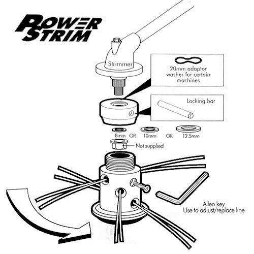 Buy Portek Power Strim PS4-PRO Universal 4 Line Aluminium