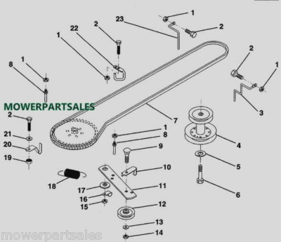 WeedEater WEX1236A WEX12B36B Kevlar Transmission Drive