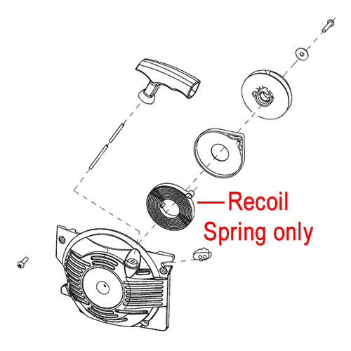 Stihl Br Backpack Blower Parts Diagram In