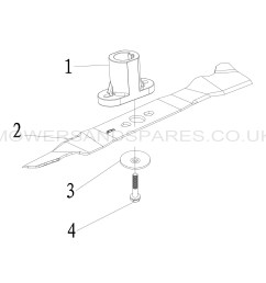 webb wer16hp 193836002 lawnmower blade assembly spare parts [ 2000 x 2000 Pixel ]