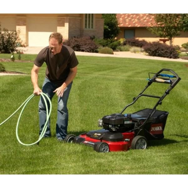 "Toro Timemaster 30"" Personal Pace Walk Lawn Mower"