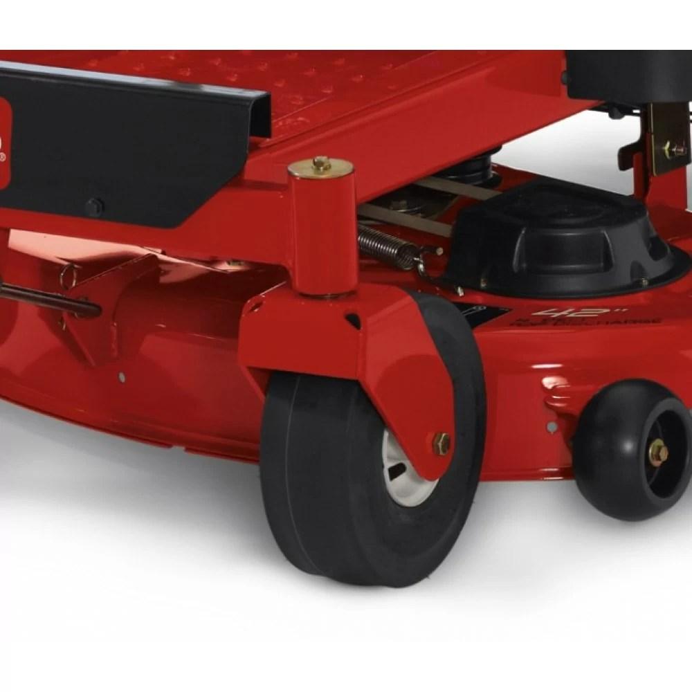 Vacuum Toro Timecutter Mower