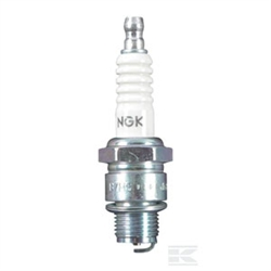 NGK BPR6ES spark plug for lawn mower engine