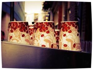 Wat zou het leven zijn zonder koffie? Maar ja, wat is het uiteindelijk mét koffie? Louis Quinze