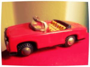 Zelfs de oninteressantste man ziet er min of meer sexy uit wanneer hij achter het stuur van een auto zit. Ethel Portnoy