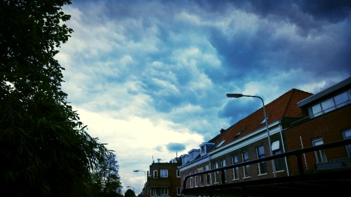 Zonder de wind zouden de wolken niet weten waarheen. Tomi Ungerer