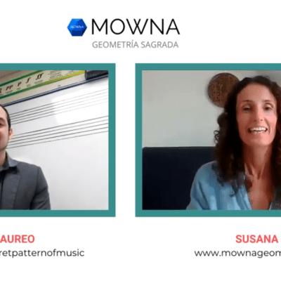 VLOG – Entrevista Aureo Puerta – Geometría sagrada y Música