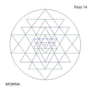 comunidad sagrada geometriageometria sagrada sri yantra