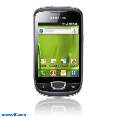 Samsung Steel Grey Galaxy Mini