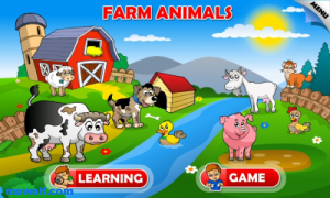Animals - Zoo and Farm - Kids