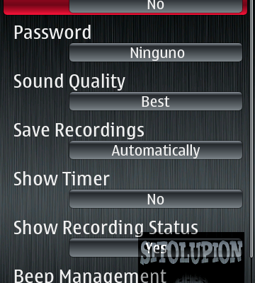برنامج تسجيل المكالمات MobiRecorder لاجهزة نوكيا الجيل الخامس وسمبيان 3 و سمبيان انا