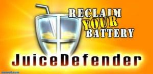 JuiceDefender - battery saver