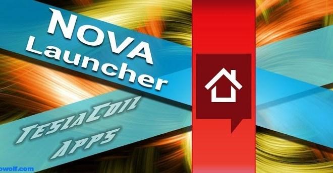 تطبيق Nova Launcher لهواتف اندرويد 2013