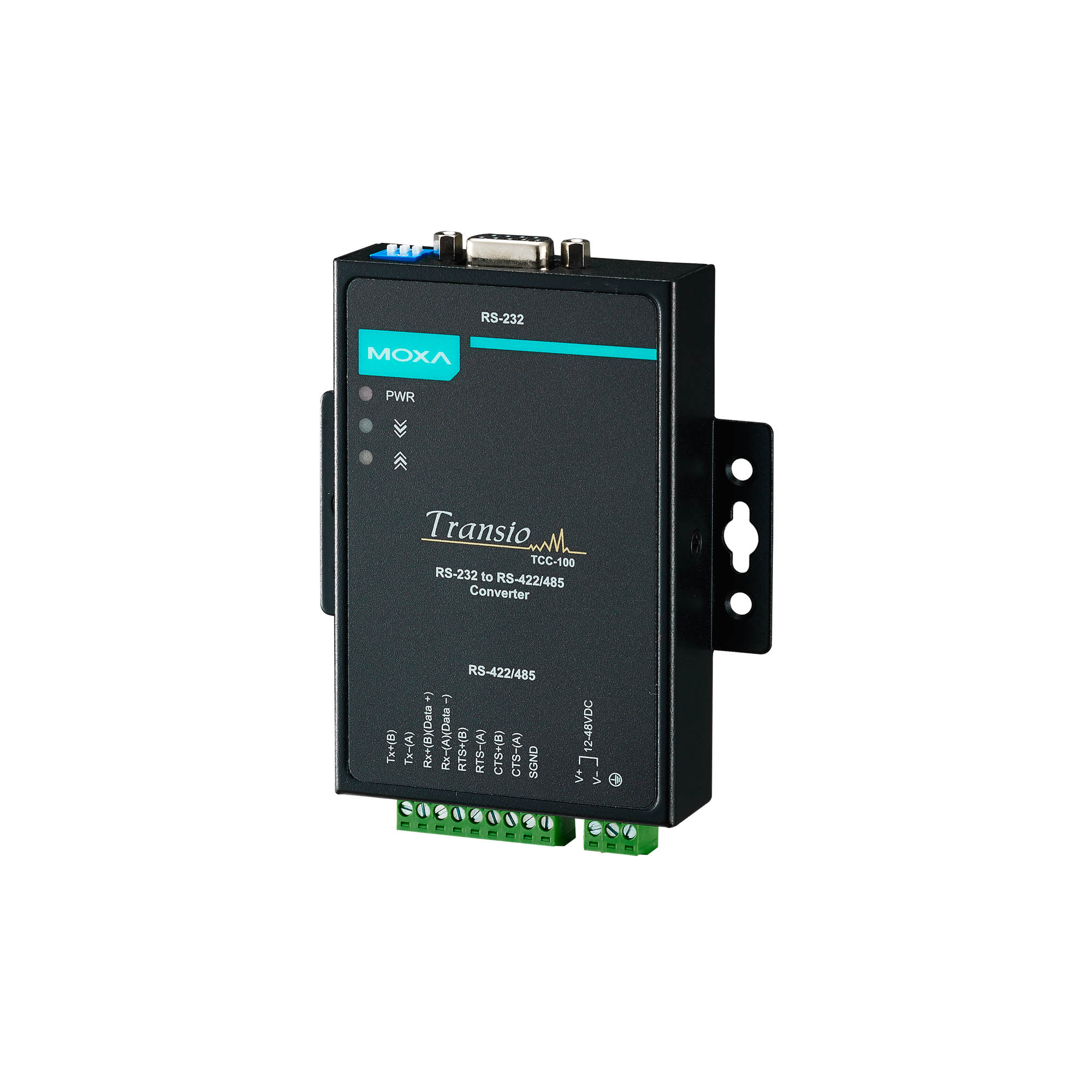 hight resolution of tcc 100 100i series serial to serial converters moxa moxa rj11 wiring