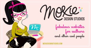 Moxie Design Studios: Fabulous Websites for Authors and Other Cool People