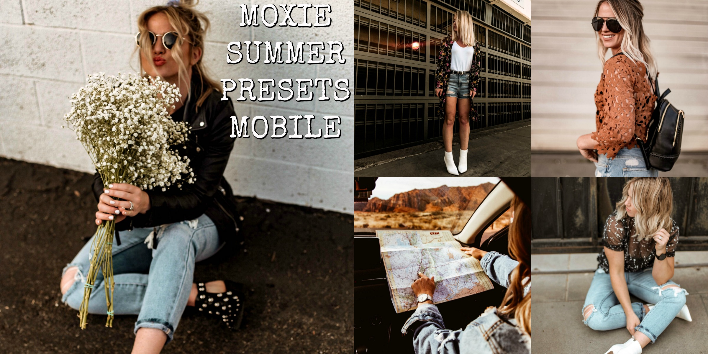 MOXIE SUMMER PRESETS MOBILE