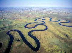 Botswana Okavango River