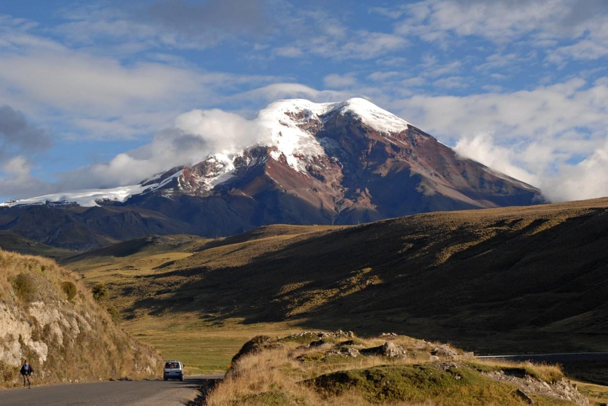 Ecuador Avenue of Volcanoes
