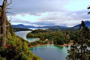 Lakes around Las Balsas