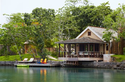 One Bedroom Lagoon Cottage