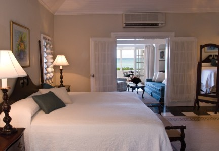 West Cottage Deluxe Room