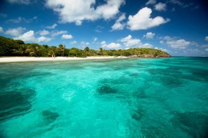 Palm Island beach