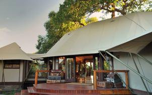 Hamiltons Tented Camp, Kruger National Park