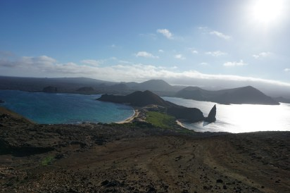 Galapagos Islands View