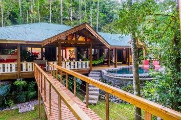 Pacuare River Lodge Tortuguero, Costa Rica
