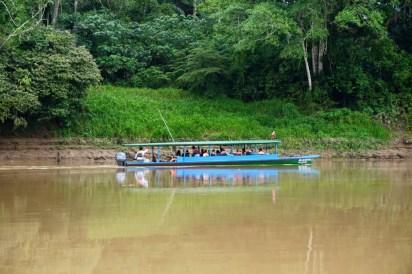 River Boat Tambopata