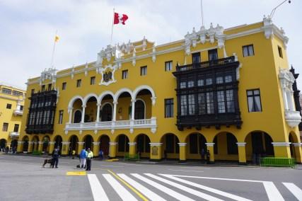 Palacio Municipal de Lima