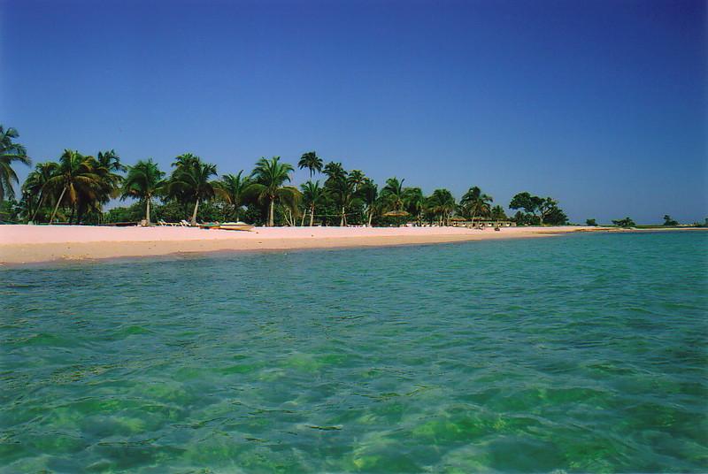 Playa Girn  Cuba  Mark Moxons Travel Writing