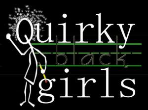 Quirky Black Girls Logo